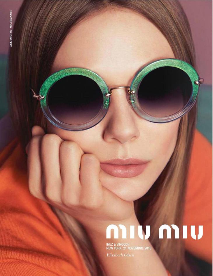 5e781db56ec Miu Miu Eyewear Campaign + Video