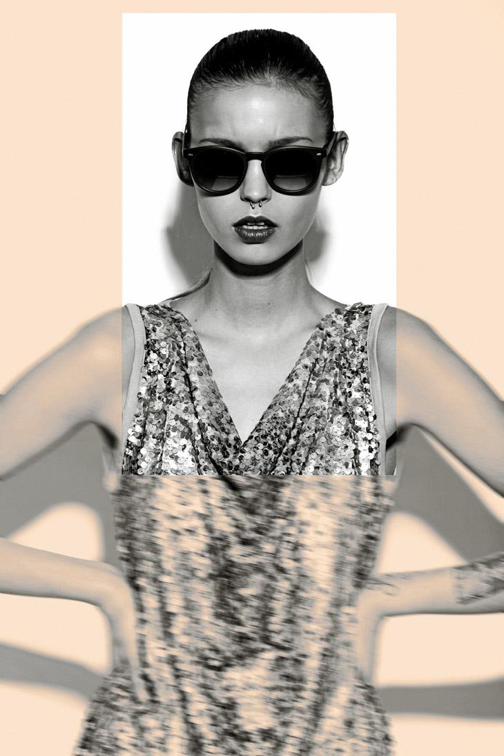 Roxy At Gaga Models By Krzysztof Wyzynski