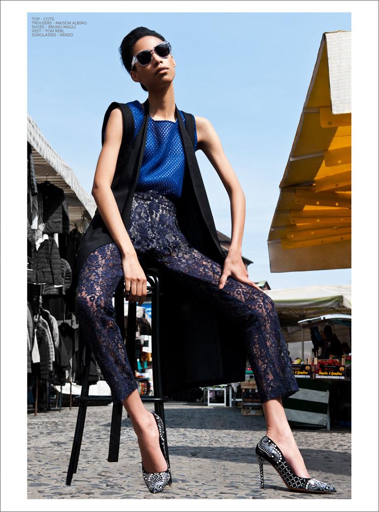 Ryan Jerome Glamoholic Magazine