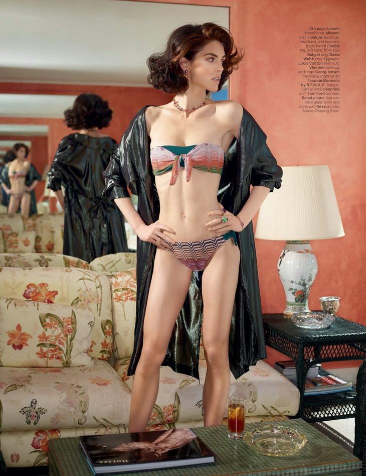 W Magazine Roe Ethridge
