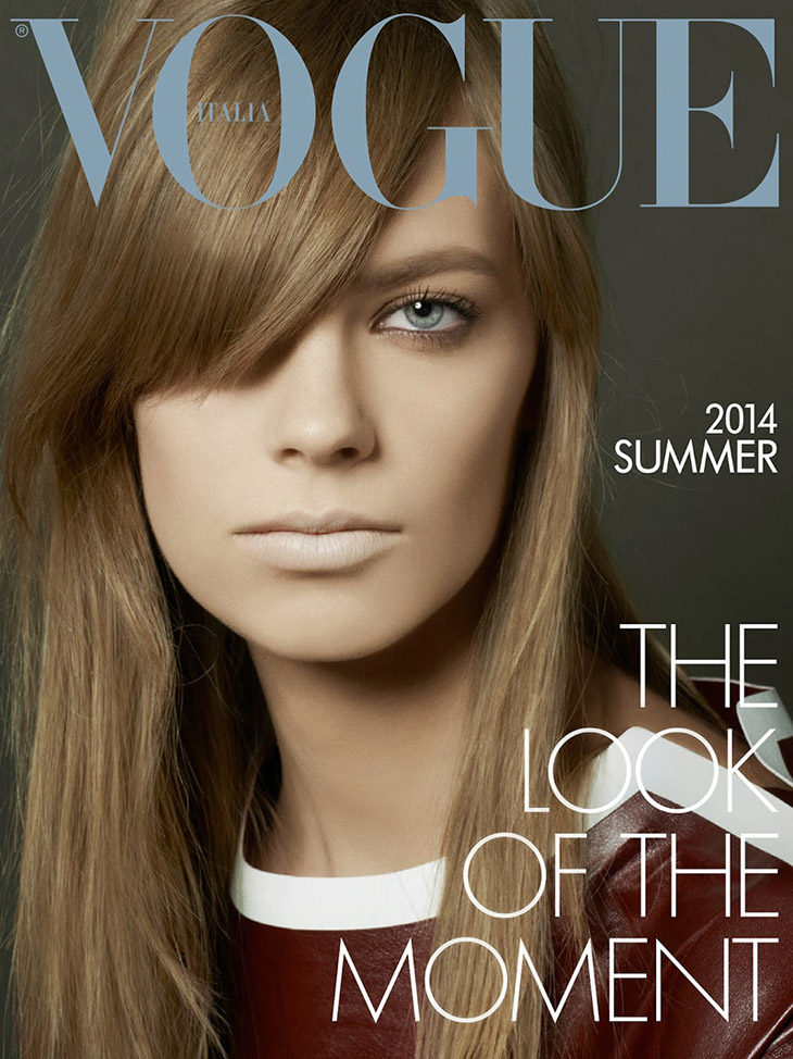 Lexi Boling Covers Vogue Italia May 2014