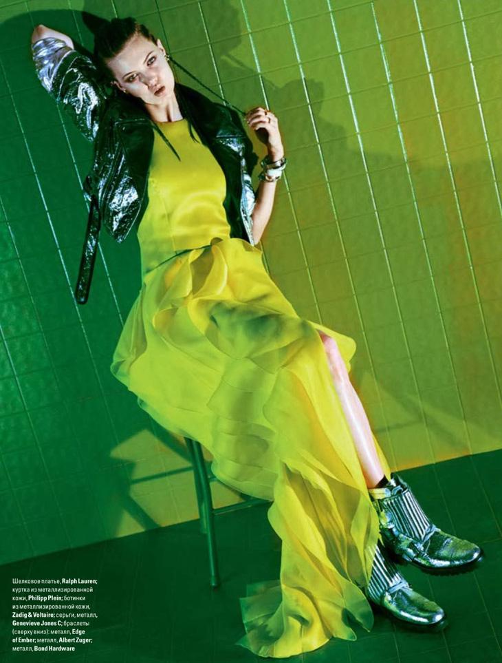 Vogue Ukraine Jeff Bark
