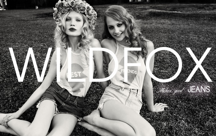 Wildfox Celebrates The Season
