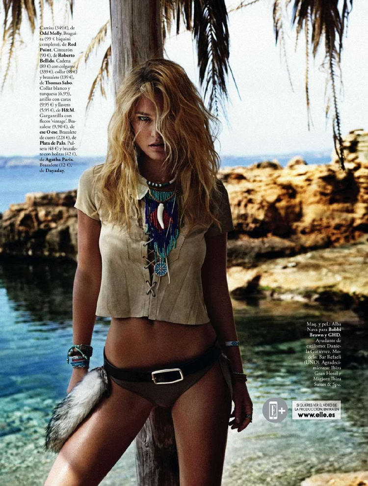 Elle Spain Xavi Gordo
