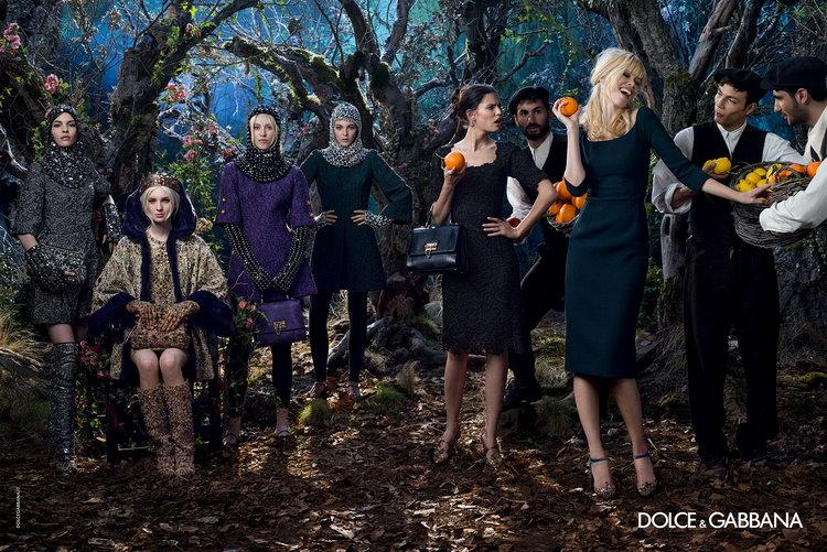 Dolce Gabbana FW14.15 02