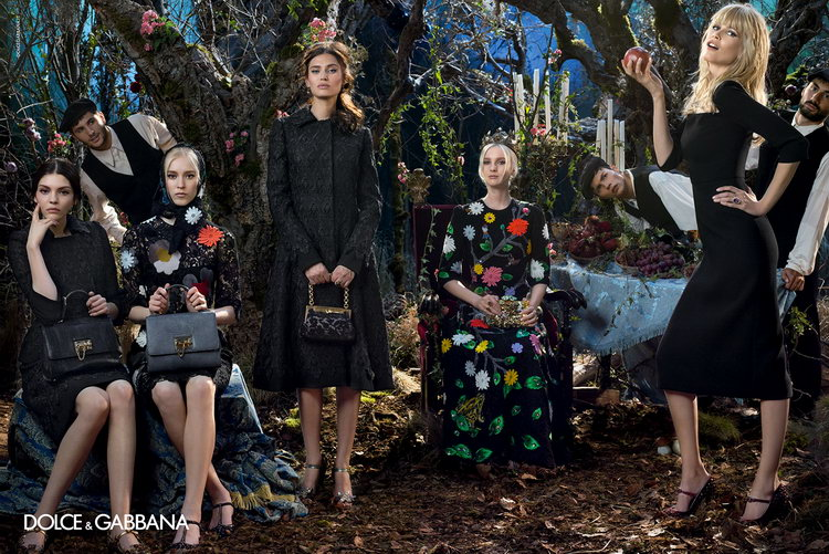 Dolce Gabbana FW14.15 04