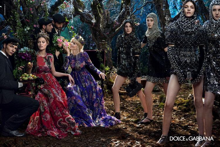 Dolce Gabbana FW14.15 05