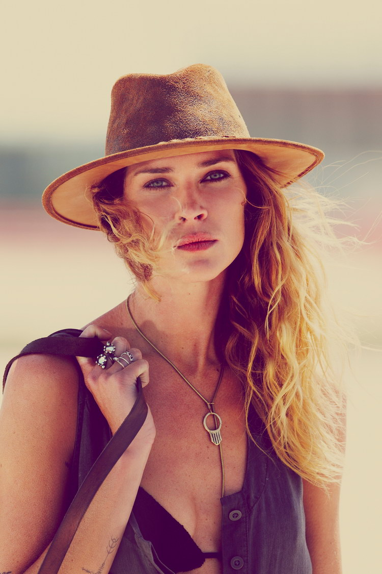 Erin Wasson For Free People March 2014 Catalog: Erin Wasson For Free People June 2014