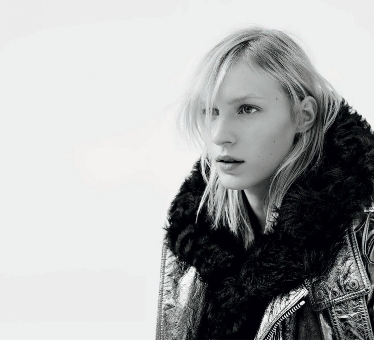 Julia Nobis for Diesel Black Gold 03