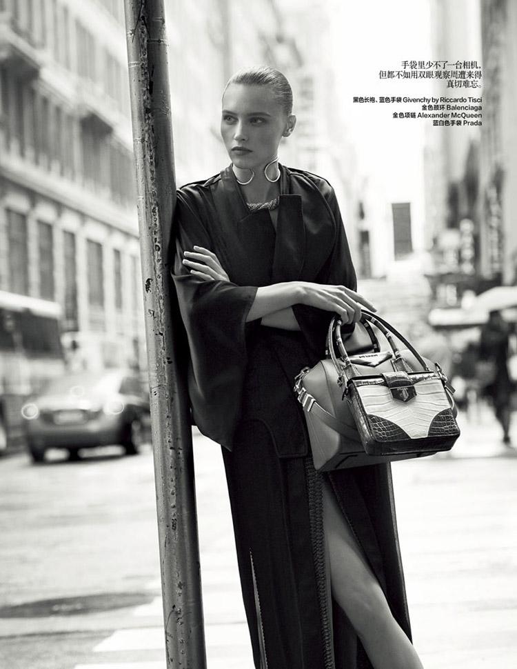 Harper's Bazaar China Jonas Bresnan