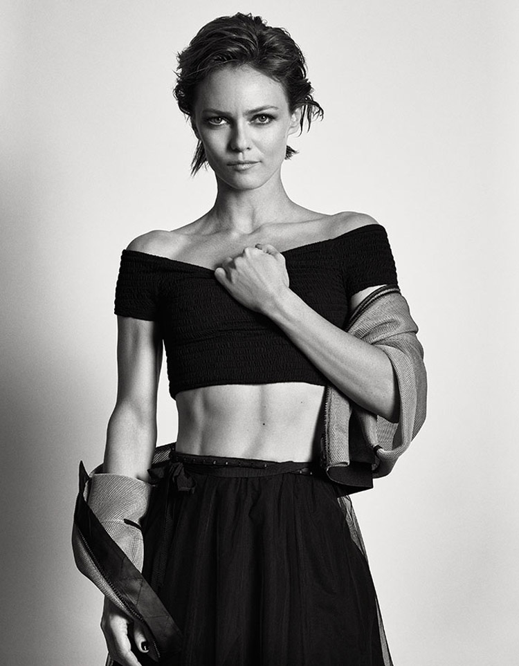 Vanessa Paradis by Bryan Adams for Zoo Magazine Vanessa Paradis