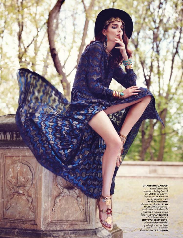 Vogue Thailand Marcin Tyszka Vogue