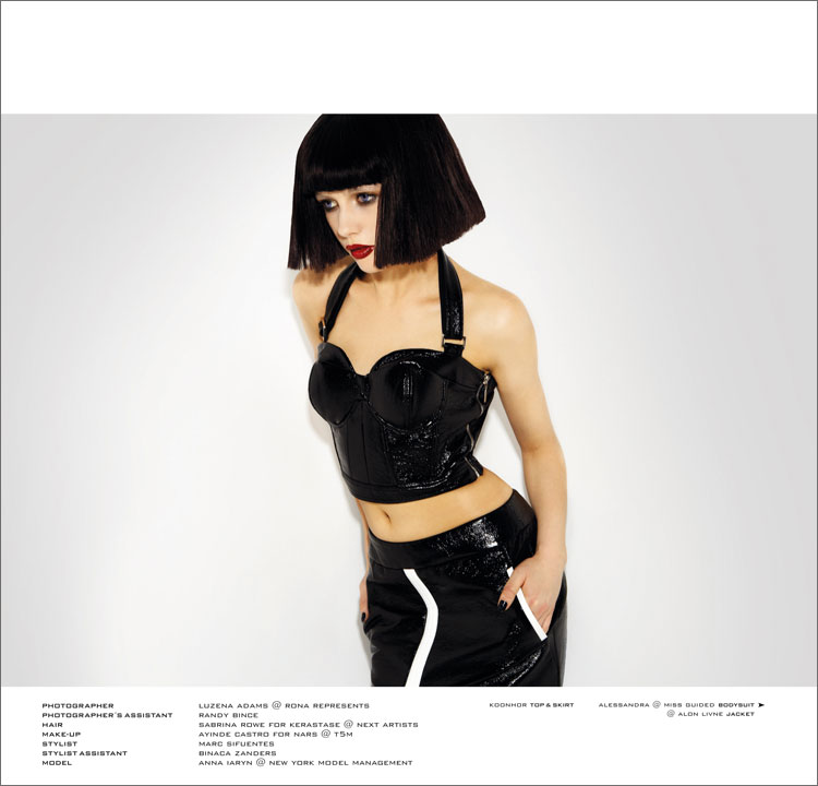 Luzena Adams Highlights Magazine