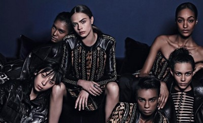 Balmain-Fall-Winter-2014-Mario-Sorrenti-00