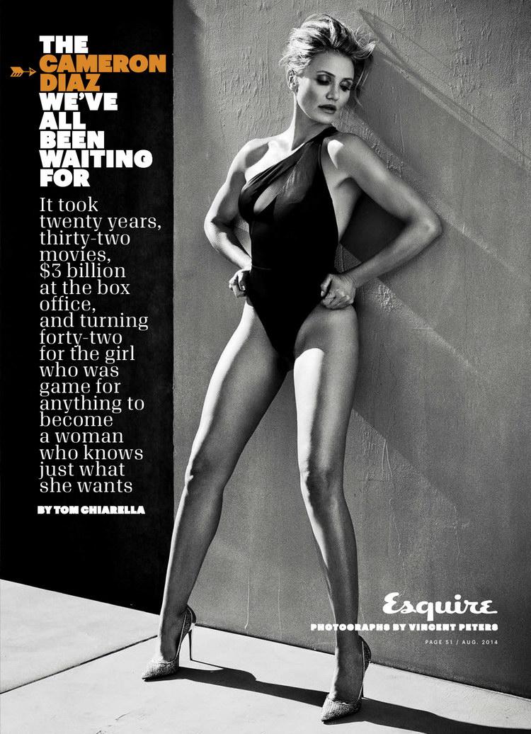 Esquire - August 2014