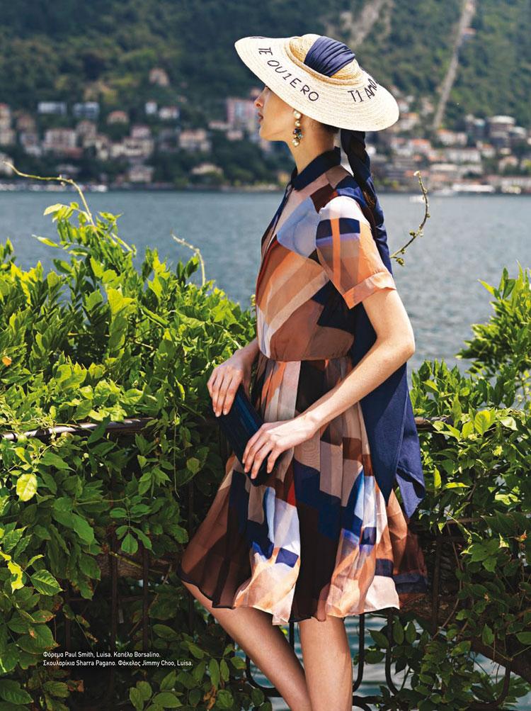 Andrea Sudati L'Officiel Hellas