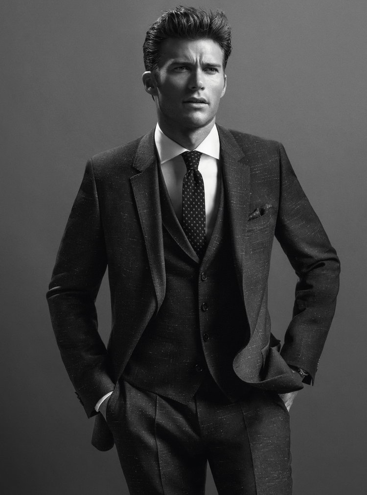 Scott Eastwood Boss Peter Lindbergh
