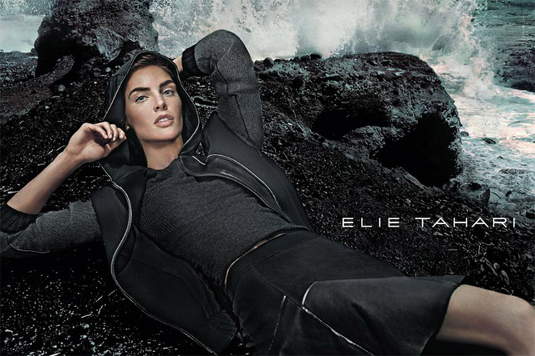 Hilary rhoda for elie tahari fall winter - Kleine designtuin ...