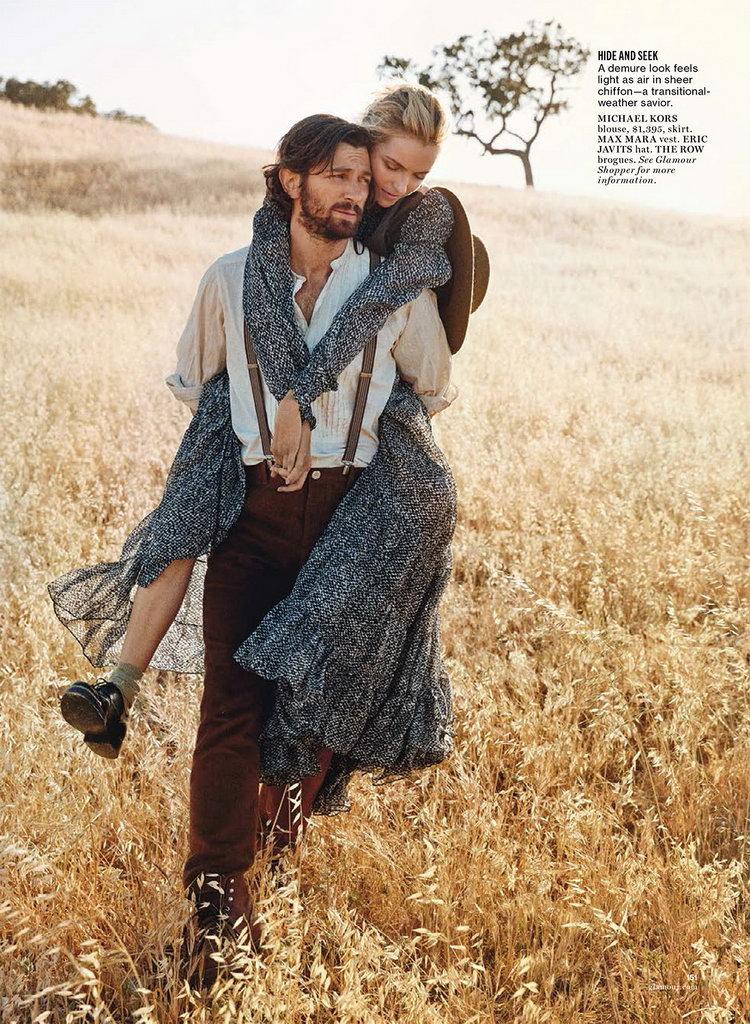 Michiel Huisman Glamour Magazine