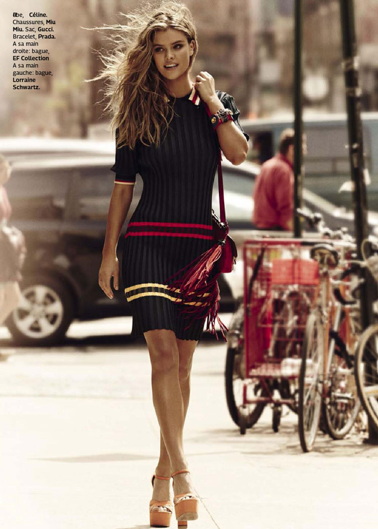 Grazia France James Macari