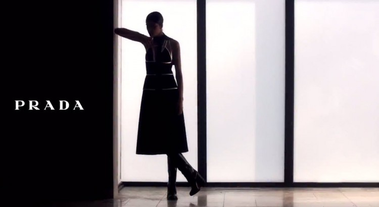 Prada Fall Winter 2014 Video Steven Meisel 03