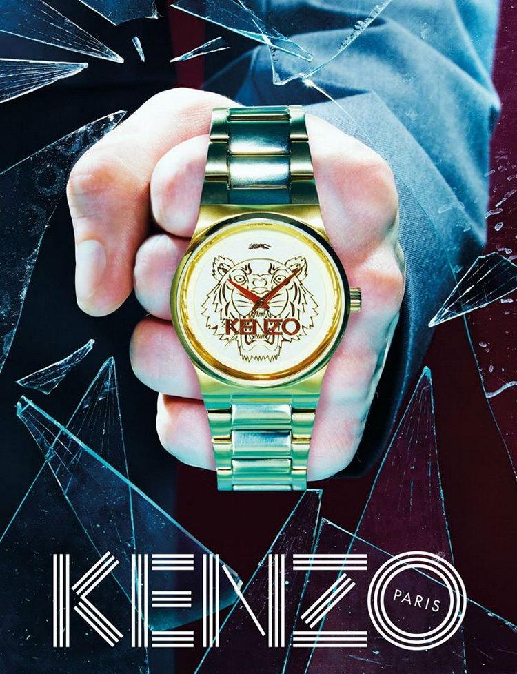 Robbie McKinnon Kenzo FW14