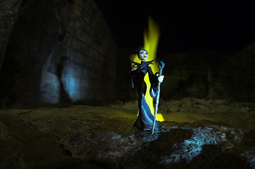 Disney Infinity Characters By Kurt Moses In 15 Unusual Photos