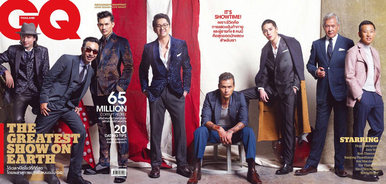 9f8cc9444ba GQ Magazine Launches a Thailand Edition