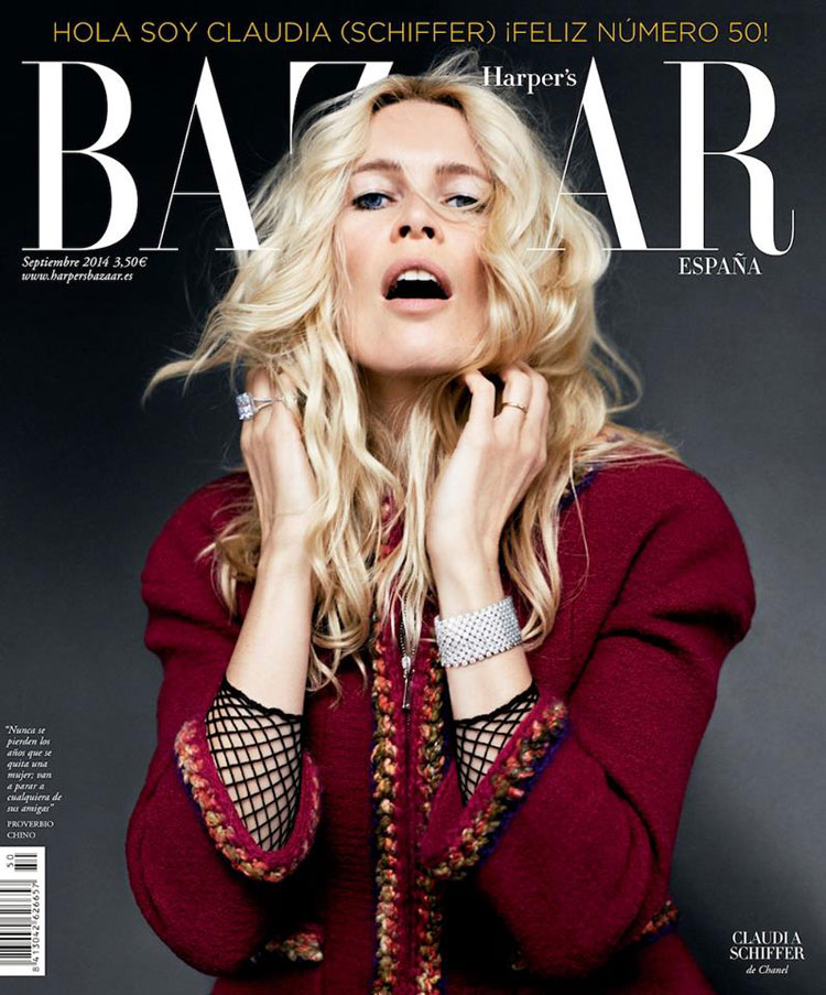 Supermodel-Claudia-Schiffer-for-Harper's-Bazaar-Spain