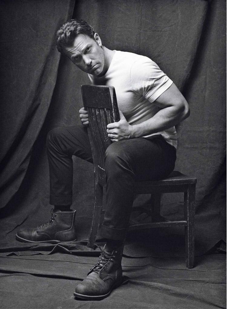 Ben Affleck For Details Magazine By Mark Seliger
