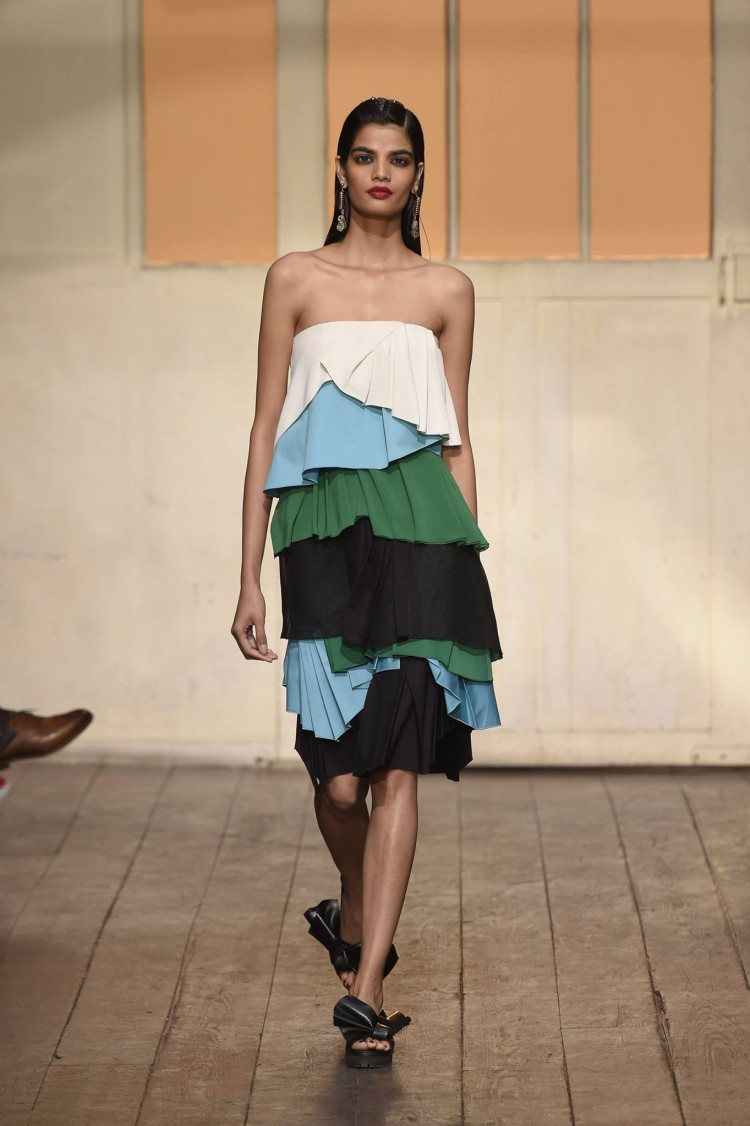 Cédric Charlier Spring Summer 2015 (2)