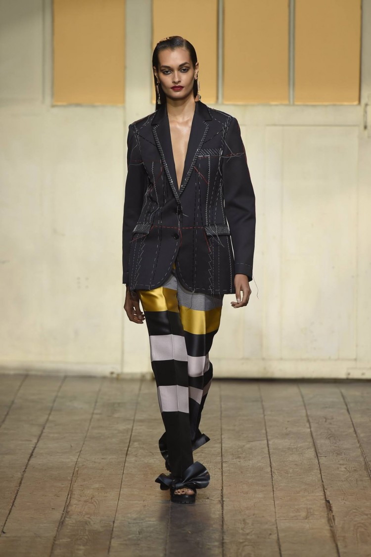 Cédric Charlier Spring Summer 2015 (5)