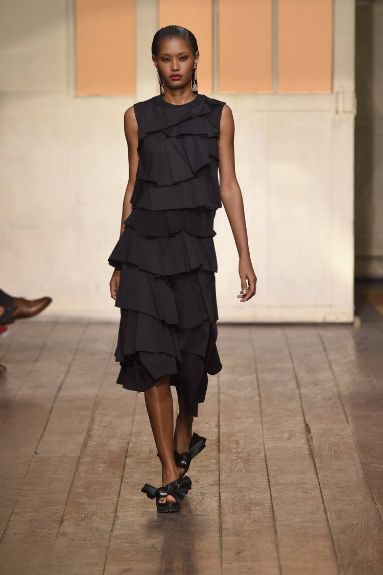 Cédric Charlier Spring Summer 2015 (7)
