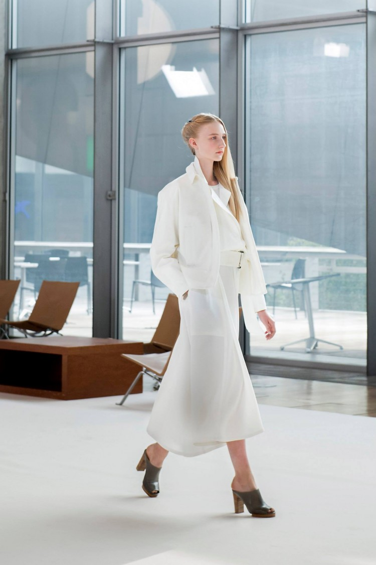 Christophe Lemaire Spring Summer 2015 Womenswear Collection