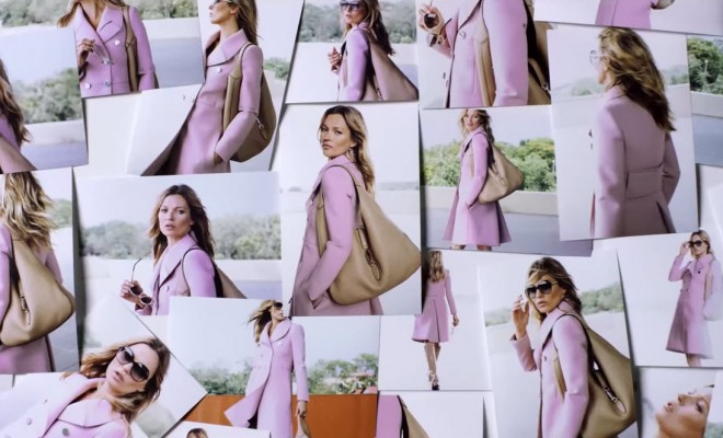 Kate Moss for The Jackie Bag by Gucci 01