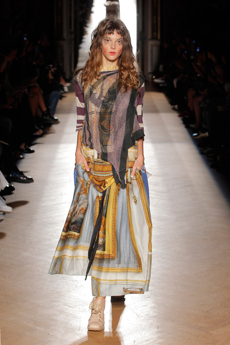 Vivienne Westwood Gold Label Ss15 Womenswear Collection