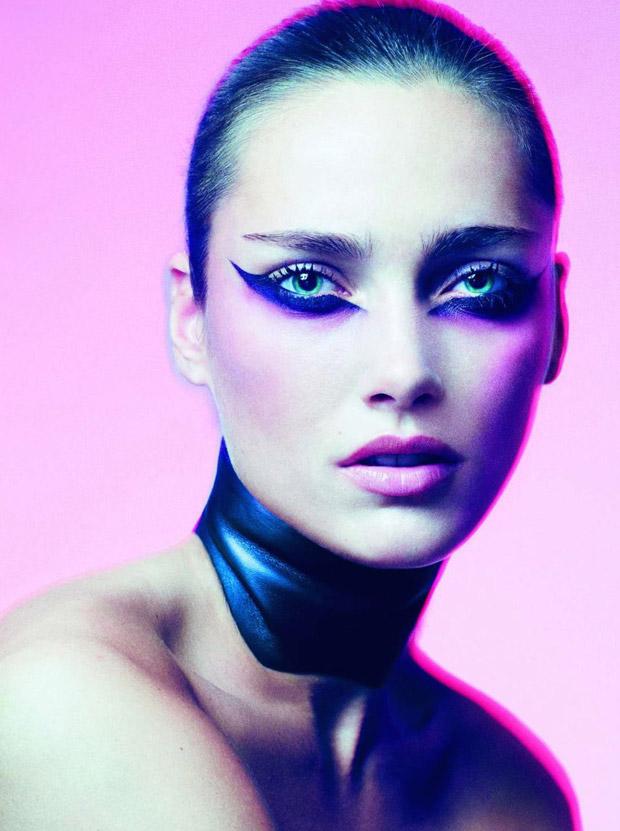 Karmen Pedaru For L Express Styles By Txema Yeste Design
