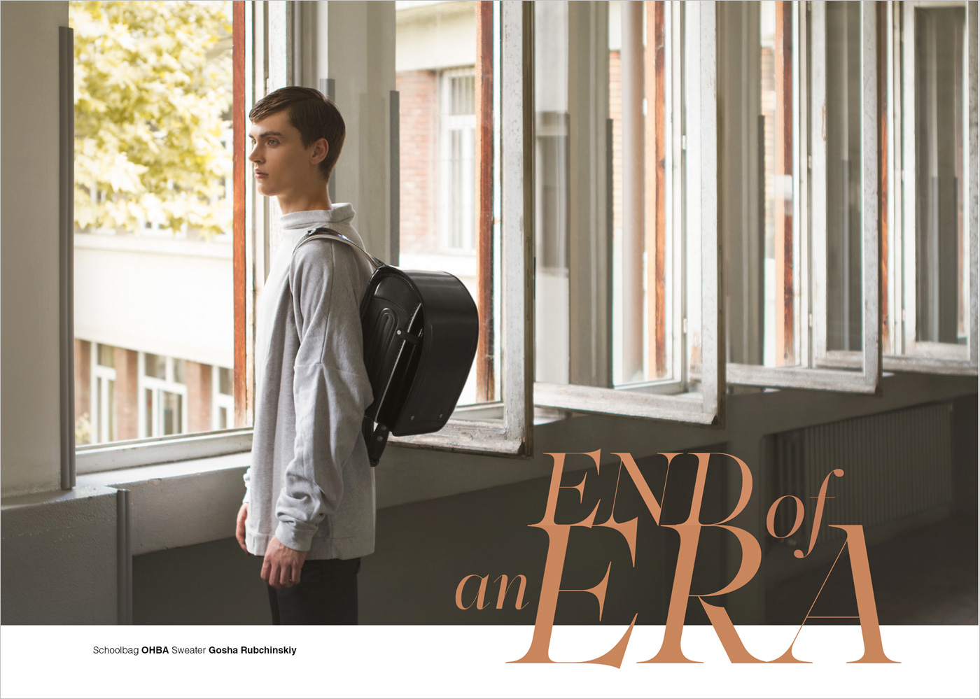End Of An Era By Sarah Waldron For D Scene Magazine