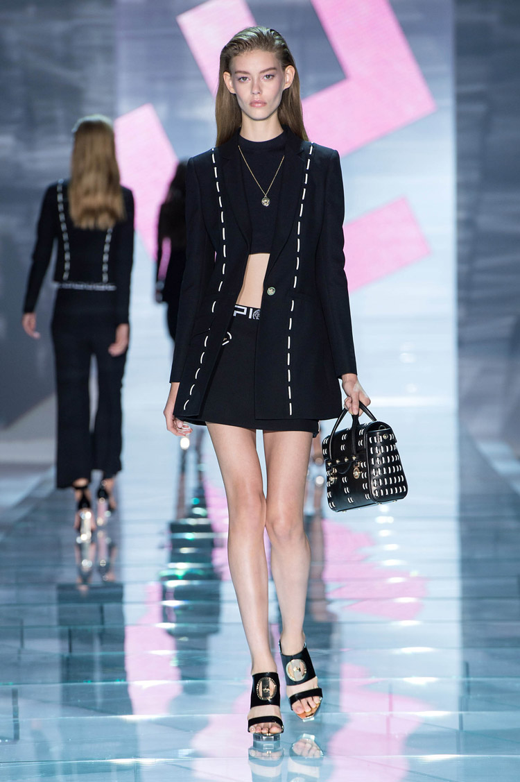 Versace Spring Summer 2015 Womenswear Collection