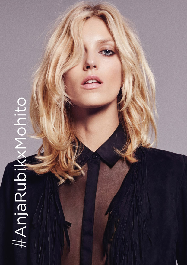 Anja Rubik Hair Www Pixshark Com Images Galleries With