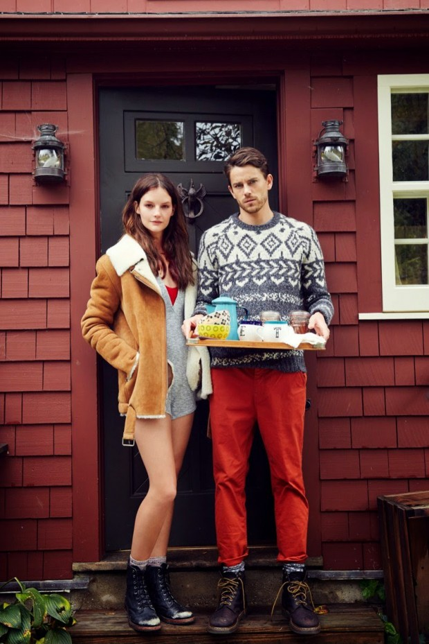 Jeremy Young and  Sara Blomqvist for Urban Outfitters 02