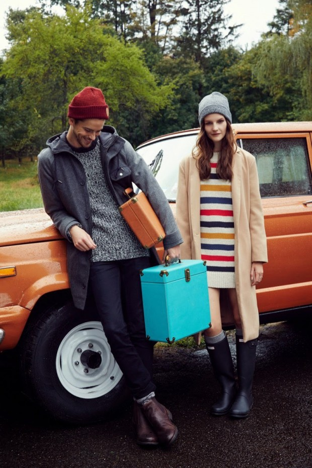Jeremy Young and  Sara Blomqvist for Urban Outfitters 08