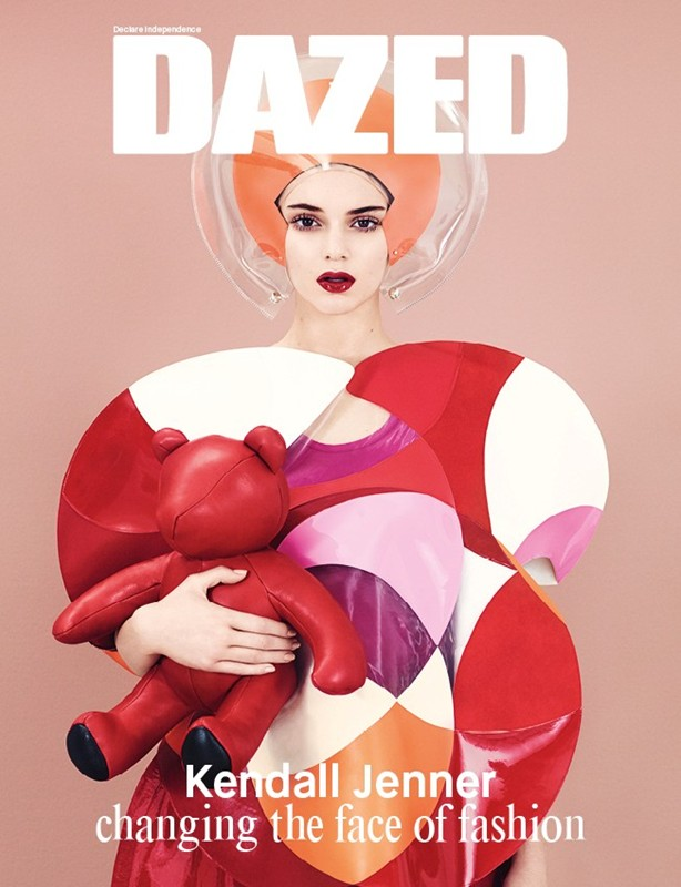 Kendall Jenner DAZED Confused 01