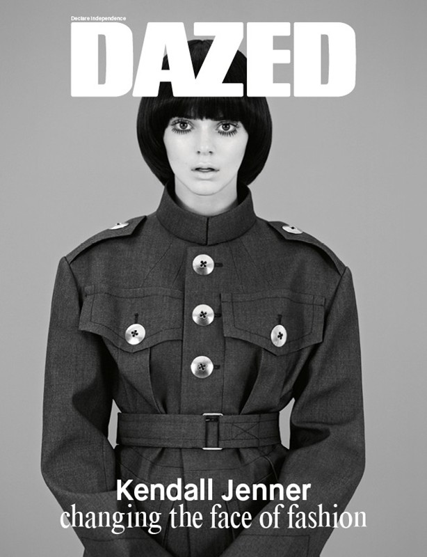 Kendall Jenner DAZED Confused 02