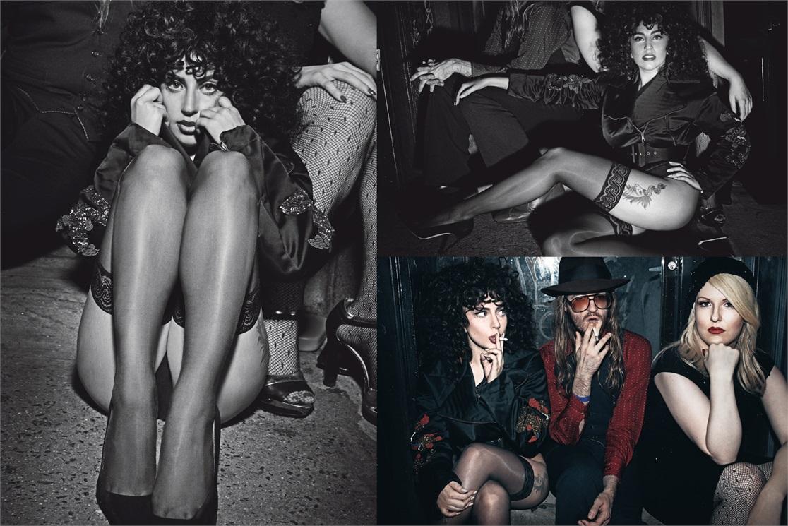 Lady gaga v magazine asia photoshoot video - 4 1