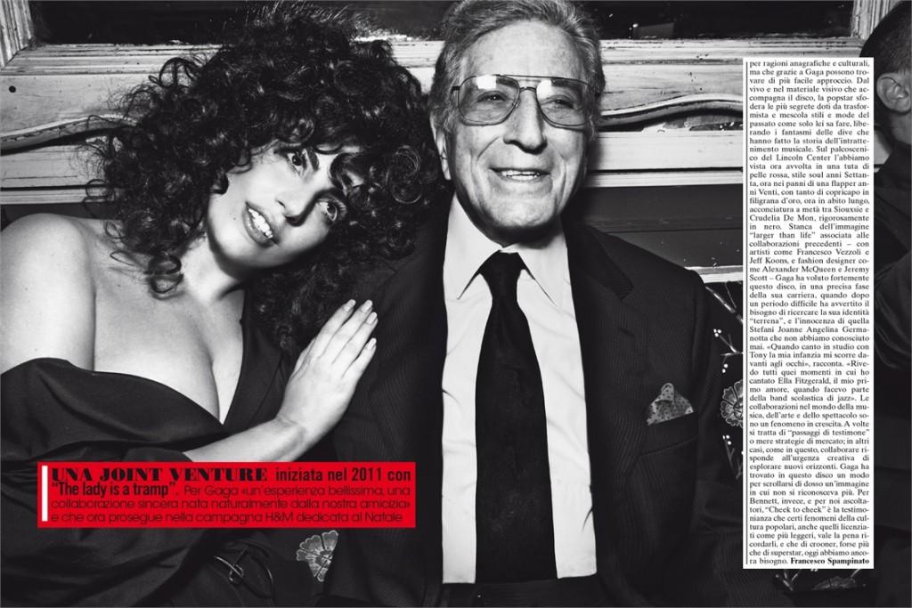 Lady Gaga LUOMO VOGUE 08