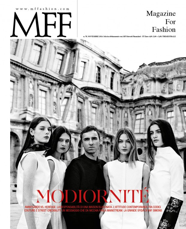 MFF - Magazine For Fashion  01
