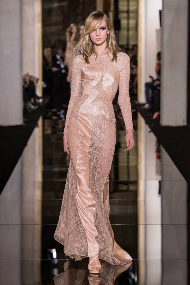 Atelier Versace Spring Summer 2015 Collection