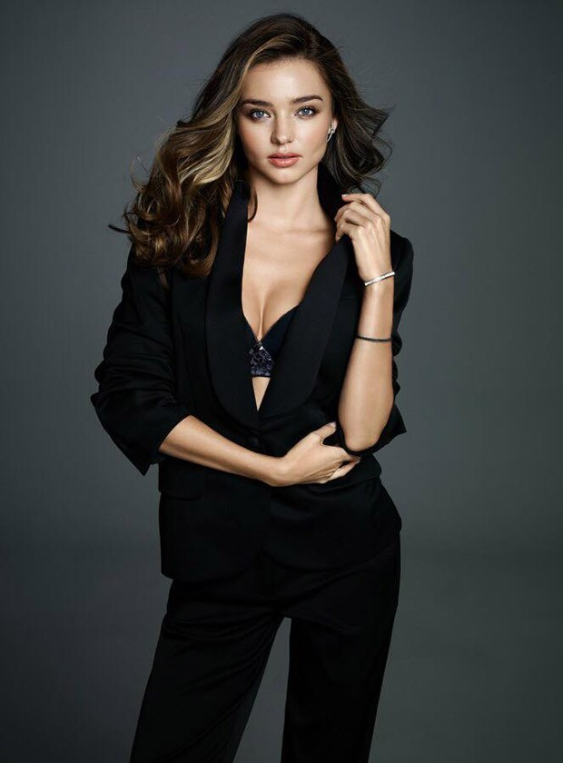 Miranda Kerr for Wonderbra Spring Summer 2015 Miranda Kerr