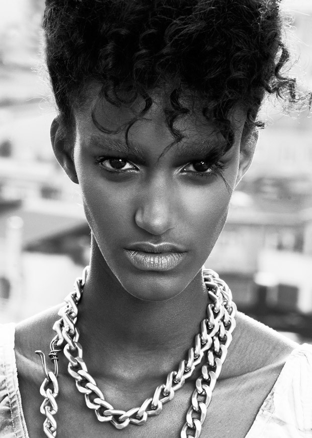 muna mahamed for xoxo magazine by stella schwendner